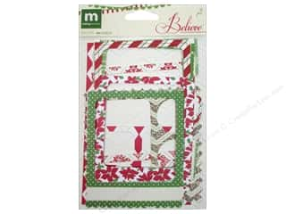 Making Memories Scrapbooking & Paper Crafts: Making Memories Frames Photo Believe