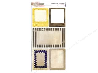 Scrapbooking & Paper Crafts Designer Papers & Cardstock: Glitz Design Sticker Cardstock Yours Truly Journal