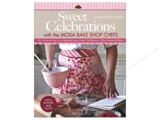 Stash Books An Imprint of C & T Publishing Table Runners / Kitchen Linen Books: Stash By C&T Sweet Celebrations Book