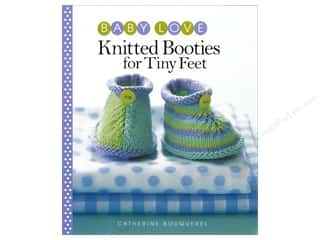 Baby Love Knitted Booties For Tiny Feet Book