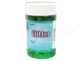 Sulyn Glitter 4oz Jar Kelly