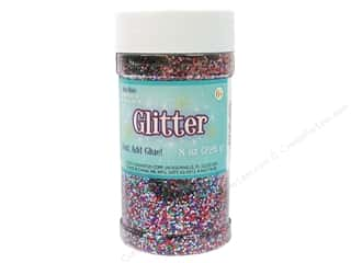 Rubber Stamping Sale: Sulyn Glitter 8oz Jar Multi