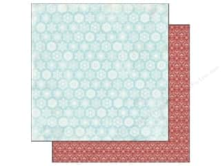 Carta Bella Paper 12x12 Winter Fun Clasc Snowflake (25 piece)
