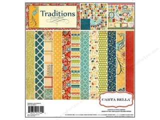 Carta Bella Collection Kit 12x12 Traditions