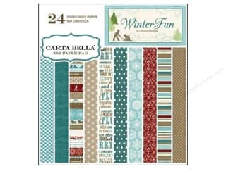 Carta Bella Paper Pad 6x6 Winter Fun