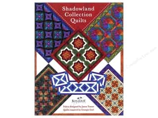 Fabric Quilting: Kona Bay Fabrics Shadowland Collection Quilts Book
