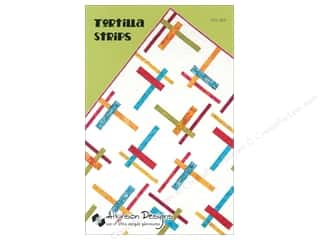 Patterns Clearance: Tortilla Strips Pattern