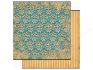 Carta Bella Carta Bella Chipboard Accents: Carta Bella 12 x 12 in. Paper Traditions Antique Damask (25 pieces)