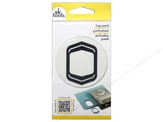 EK Success Clearance Crafts: EK Paper Shapers Large Punch Border Frame