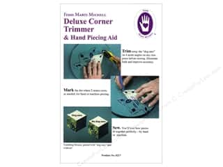 Michell Marketing $12 - $14: Marti Michell Template Deluxe Corner Trimmer & Piecing Aid