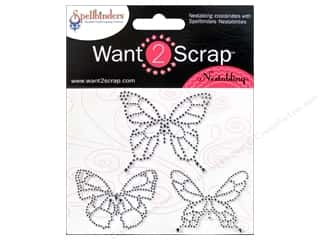 Want2Scrap Sticker Spellbinders DSalazar WndrWings