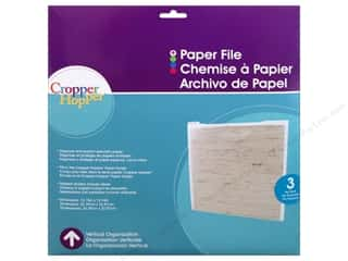 Labels Organizers: Cropper Hopper Vertical Organizers File 3pc