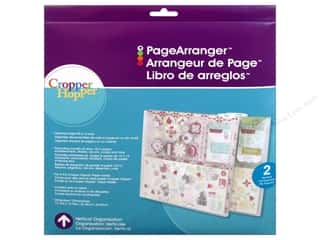 Weekly Specials Scrapbooking Organizers: Cropper Hopper Vertical Organizer PageArranger 2pc