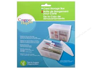 Cropper Hopper Organizers Card Storage Box