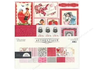 Authentique Collection Lovely 12x12