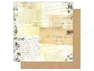 Authentique Paper 12 x 12 in. Lovely Amour (25 piece)