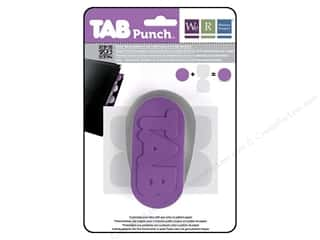 Tabs Clearance Crafts: We R Memory Punch Tab Circle
