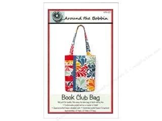 Tote Bags / Purses Patterns: Book Club Bag Pattern