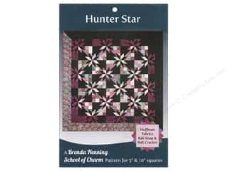 Patterns Clearance $0-$3: School of Charm Hunter Star Pattern