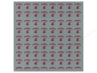 "Sports: Sports Solution Paper 12""x 12"" Washington State Grey (25 pieces)"