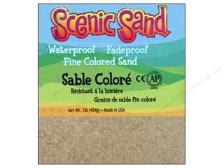 Activa Scenic Sand 1 lb Carded Light Brown