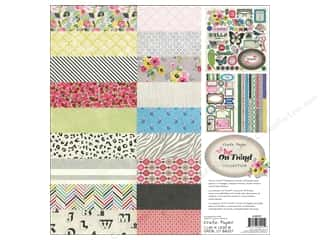 Crate Paper Collection Pack 12x12 On Trend