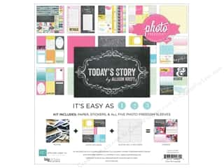 Echo Park Collection Kit 12x12 Today&#39;s Story-