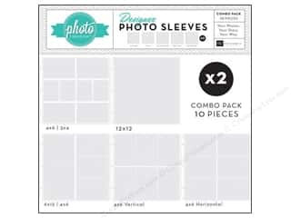 Echo Park Photo Freedom Photo Sleeves Combo Pack