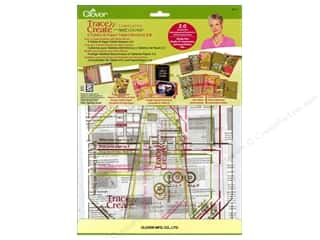 Weekly Specials Graphic 45 Paper Pad: Clover Template TraceNCreate Zieman E-Tablet Paper
