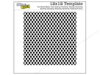 The Crafter's Template 12 x 12 in. Window Screen