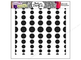 The Crafter's Workshop Template 12 x 12 in. Layered Beads