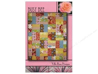 Villa Rosa Designs Jelly Roll Patterns: Villa Rosa Designs Busy Bee Pattern
