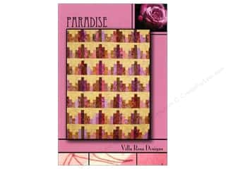 Villa Rosa Designs Layer Cake Patterns: Villa Rosa Designs Paradise Pattern