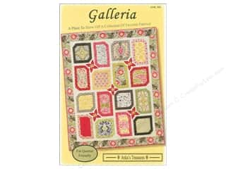 Sweet Treasures Clearance Patterns: Anka's Treasures Galleria Pattern