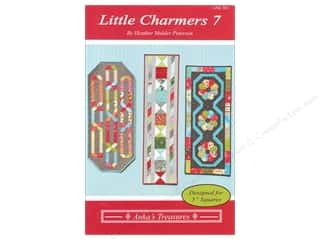 Table Runners / Kitchen Linen Patterns: Little Charmers 7 Pattern