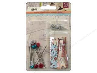 BasicGrey Embellishments Pins &amp; Tags Lucille