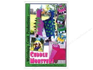 Cuddle Monster Nap Wraps Pattern