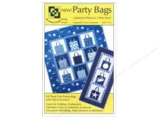 Brookshier Design Studio Charm Pack Patterns: Brookshier Design Studio Party Bags Pattern