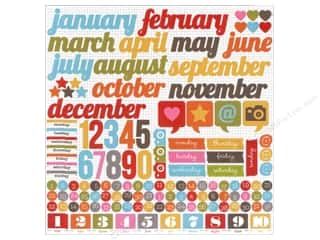 Simple Stories Sticker Snap Life Calendar
