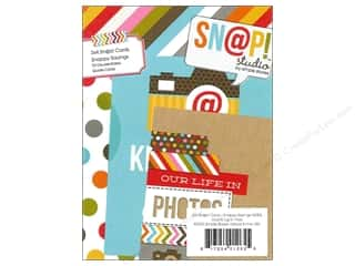 Cards $3 - $4: Simple Stories SN@P! Cards 3 x 4 in. Snappy Sayings