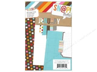 Simple Stories SN@P! Cards 4 x 6 in. Snappy Days