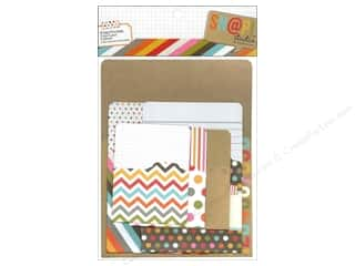 Simple Stories Pockets Snap Color Fusion Assorted