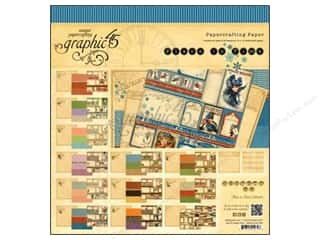 Graphic 45 Place in Time 12 x 12 in. Paper Pad