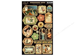 Boards Weekly Specials: Graphic 45 Die Cut Place In Time 2