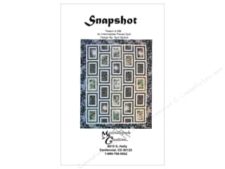 Clearance Clearance Patterns: Mountainpeek Creations Snapshot Pattern