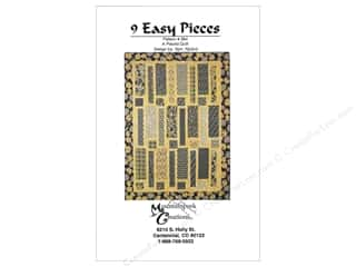 9 Easy Pieces Pattern