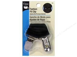Dritz Clip Fashion Fit Clip Black