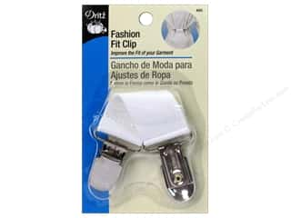 Clips: Fashion Fit Clip by Dritz White