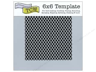 The Crafter's Template 6 x 6 in. Window Screen