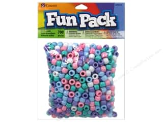 Party Supplies Toys: Cousin Bead Fun Pack Pony Pastel 700pc